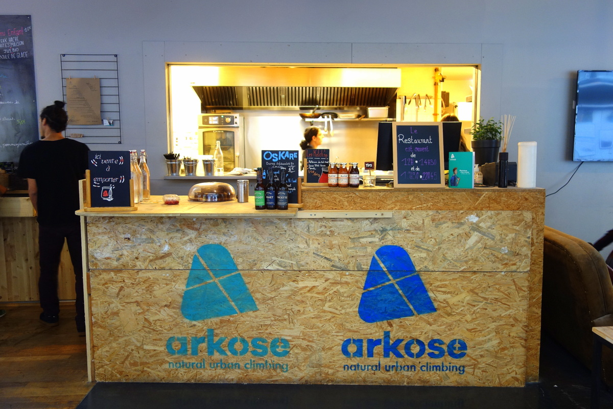Arkose Nation - Un restaurant kids friendly