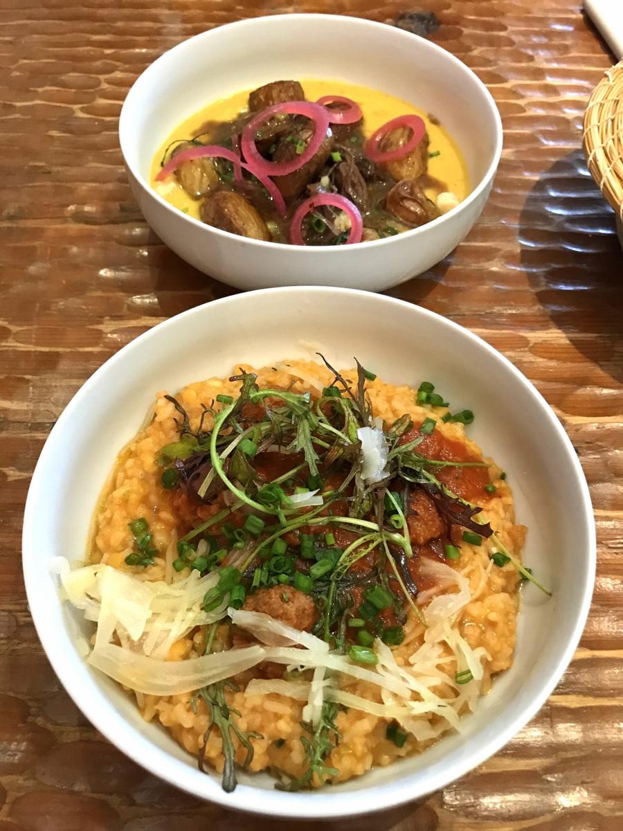 Un déjeuner chez Colorova - Le blog de Lili