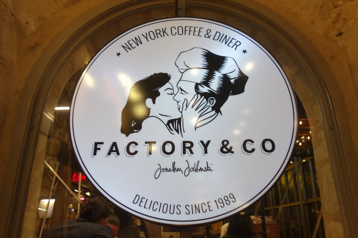Factory & Co Bercy village