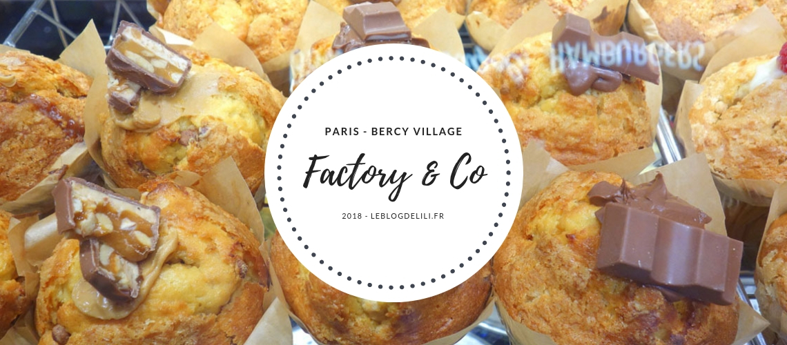 Factory & Co Bercy village