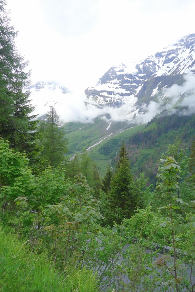 Sur la route du Grossglockner