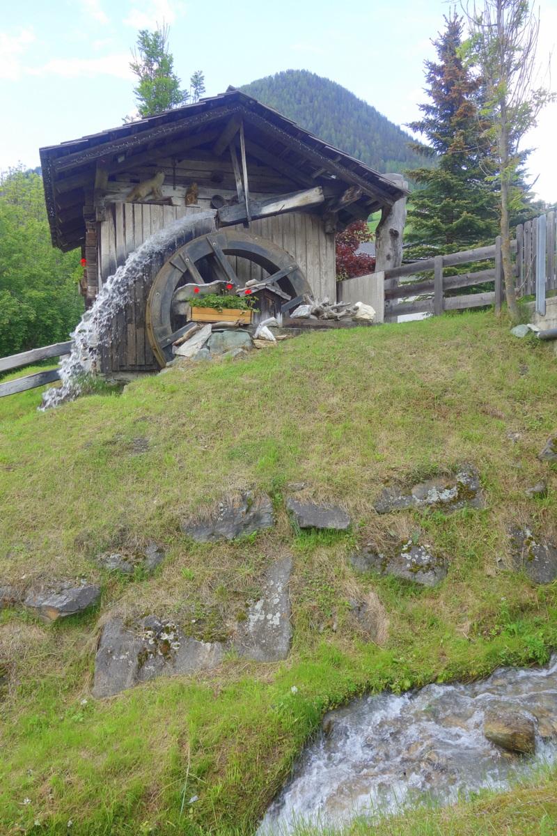 Moulin dans la campagne autrichienne