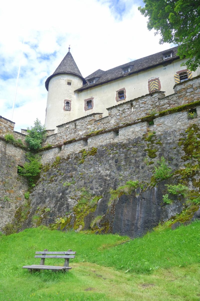 Hochosterwitz - Autriche