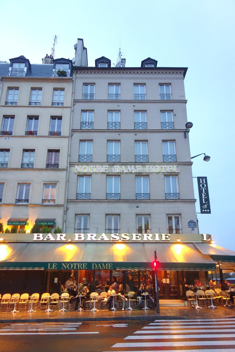 Hôtel Notre-Dame Paris