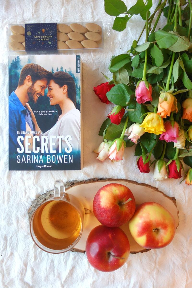 Le Grand Nord 3 - Secrets - Sarina Bowen