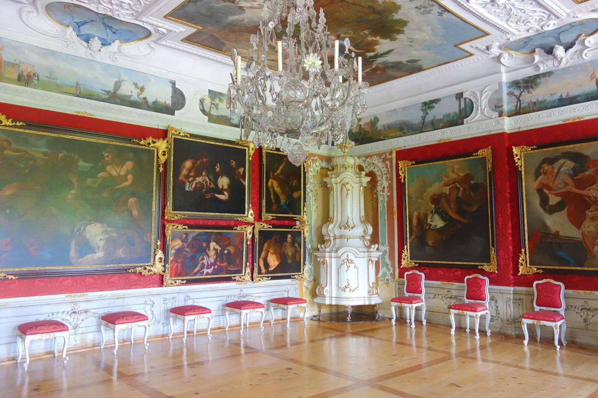 Château d'Eggenberg - Autriche