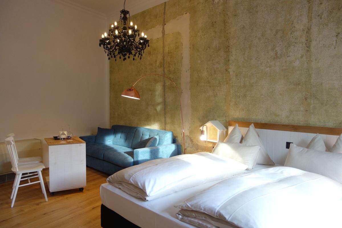 Voyage en Autriche - Hotel Wiesler, Graz