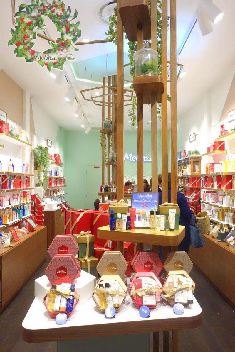 La boutique Melvita de Vélizy 2