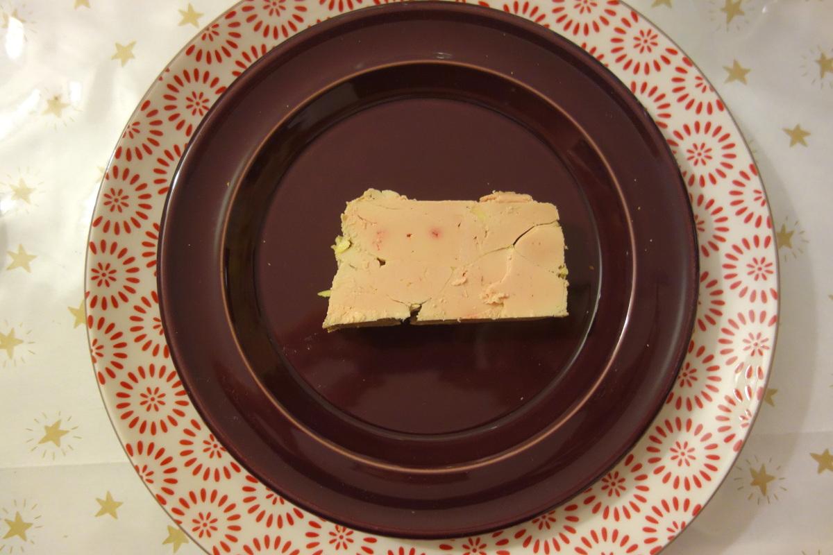 Repas de Noël 2018 - Foie gras