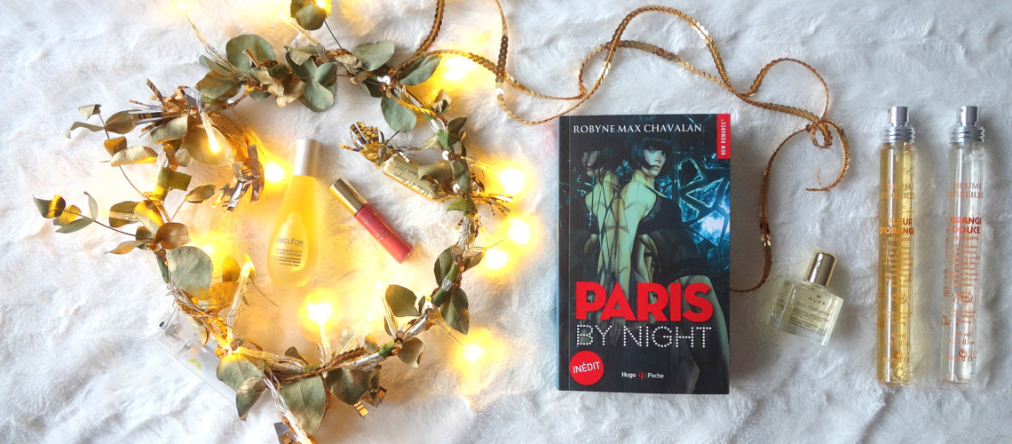 Lecture new romance - Paris by night