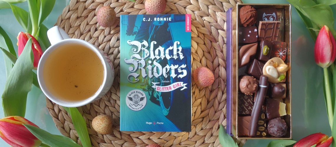 Black Riders – saison 1 Glitter girl - C.j. Ronnie