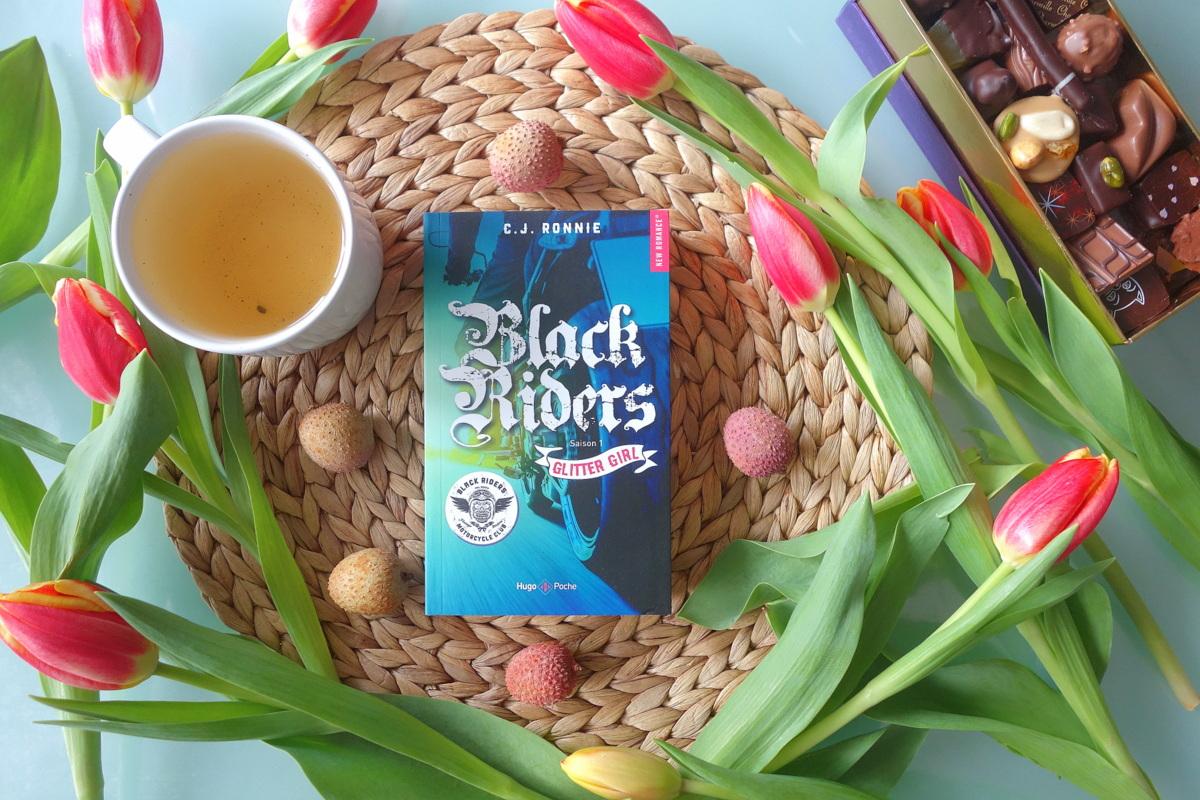 Black Riders – saison 1 Glitter girl - C.j. Ronnie