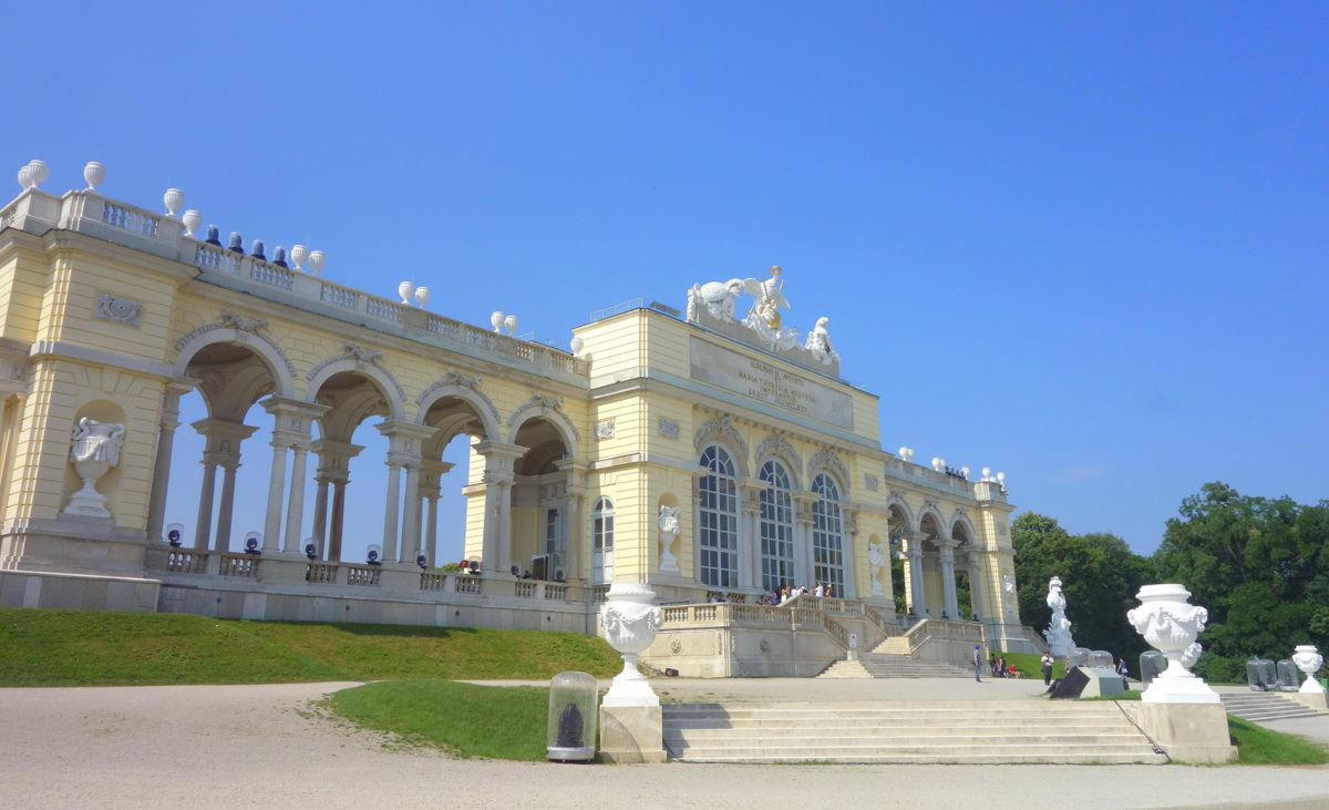 Vienne, Autriche - Le château de Schönbrunn