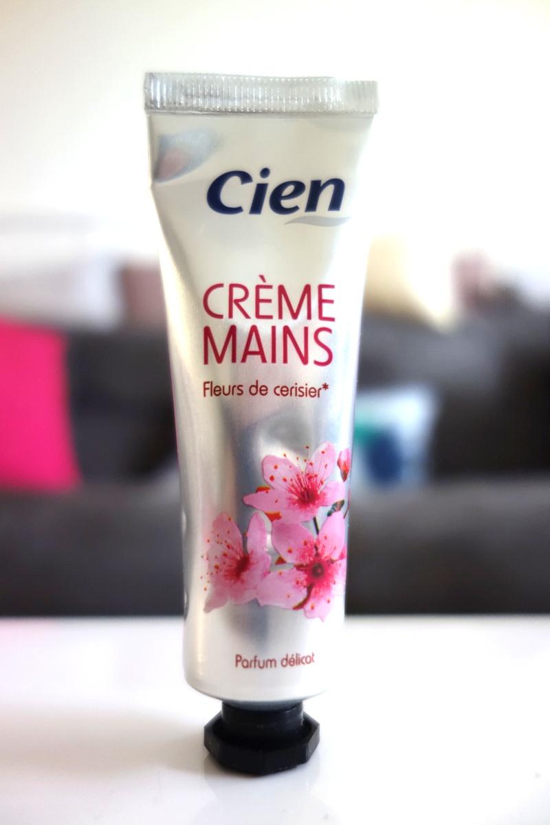 Cien crème pour les mains