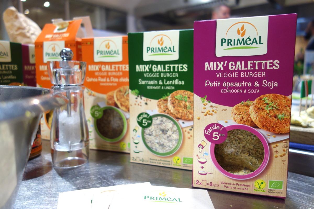 Food day open2Europe - Priméal, Pain des fleurs, Bio Planète