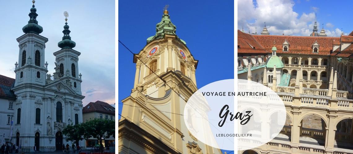 Voyage en Autriche - Graz