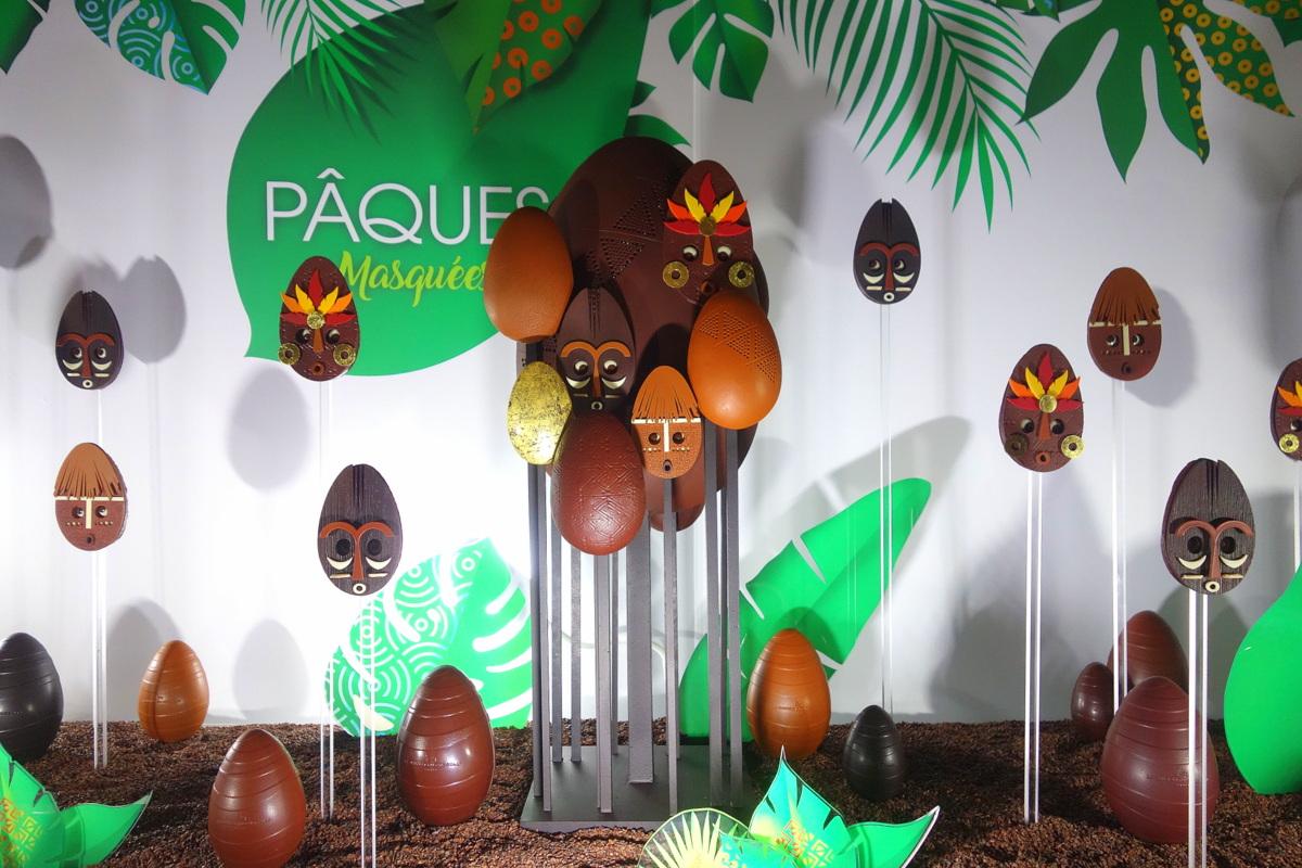 La maison du chocolat - Pâques 2019