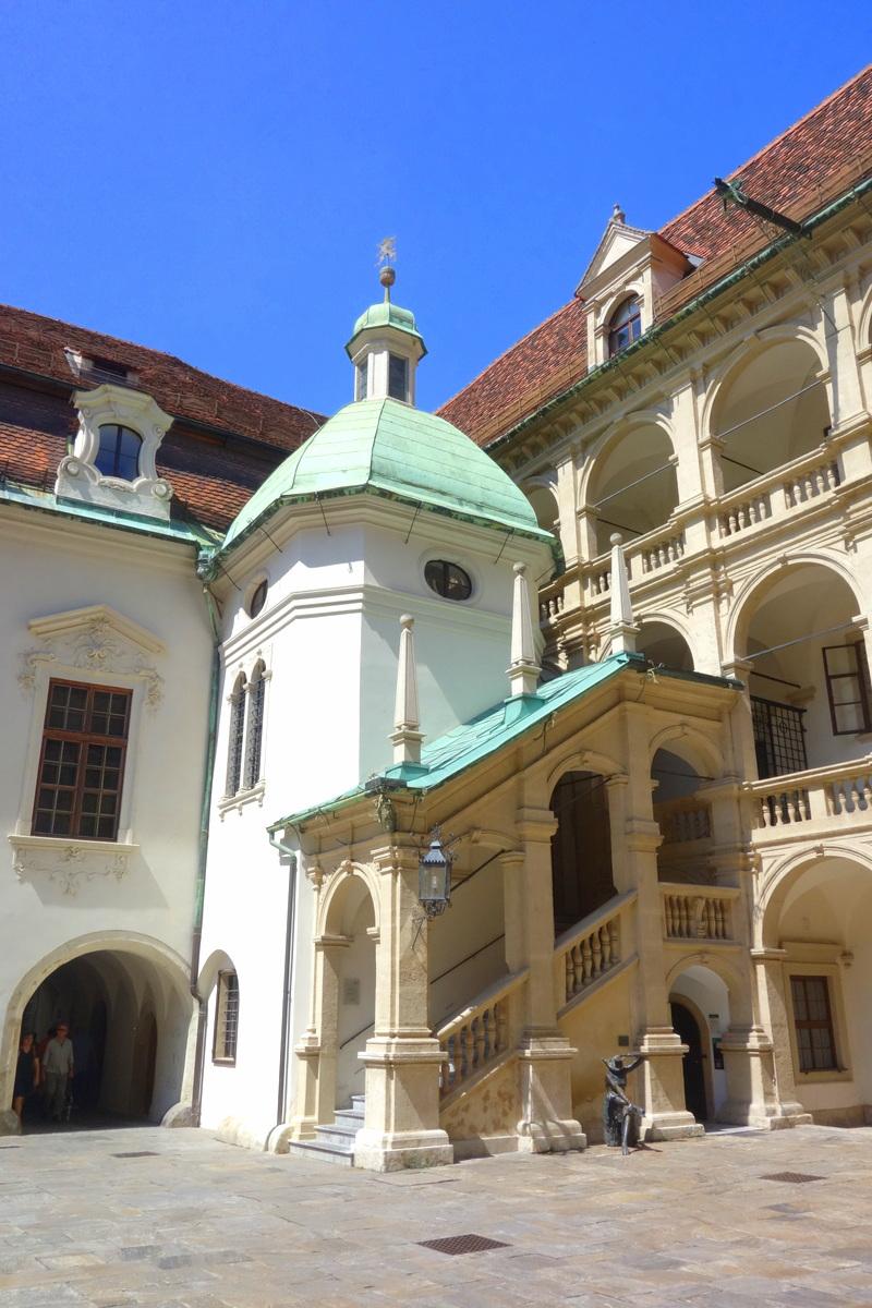 Voyage en Autriche - Graz - Landhaus