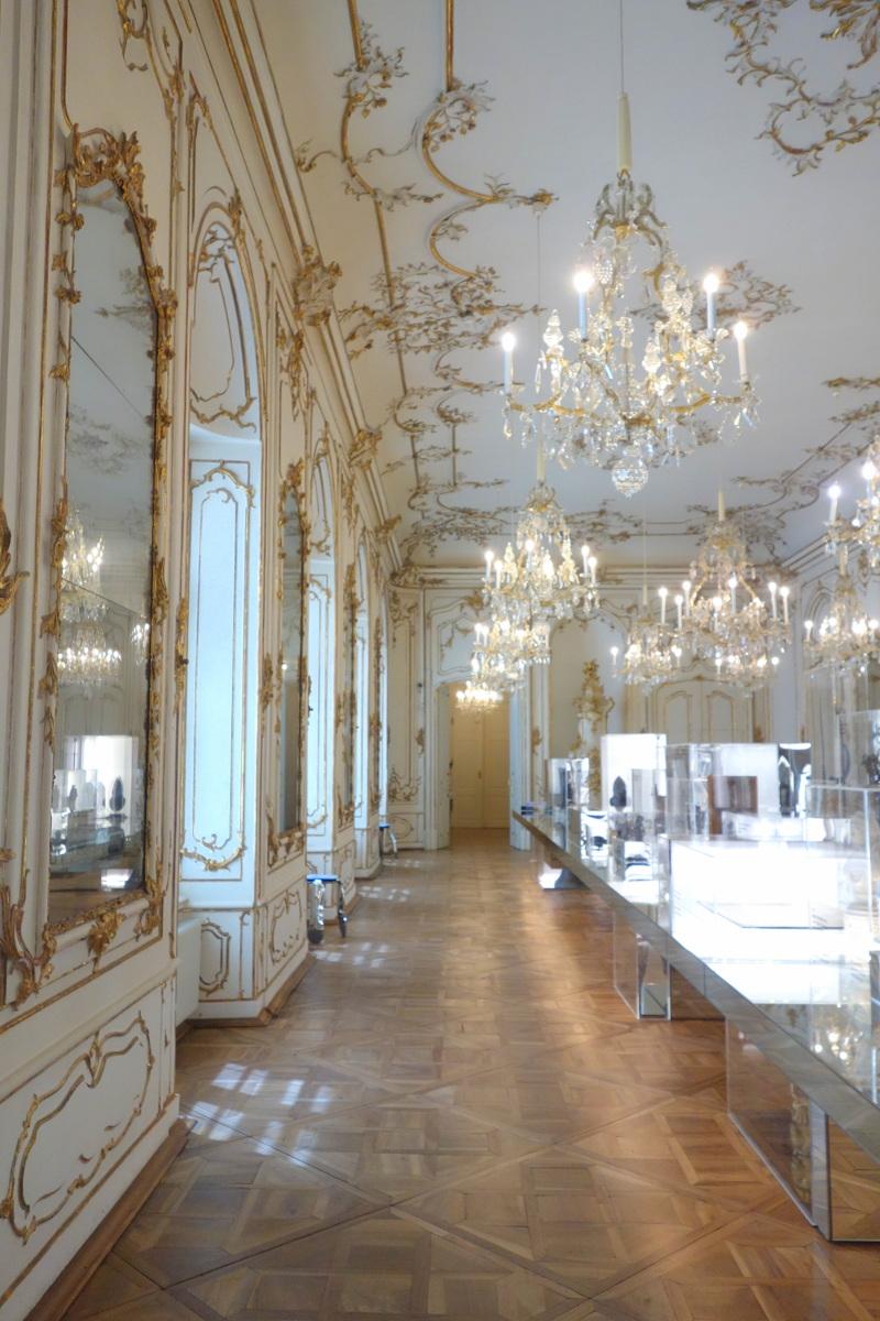 Voyage en Autriche - Musée à Graz - Museum in Palais