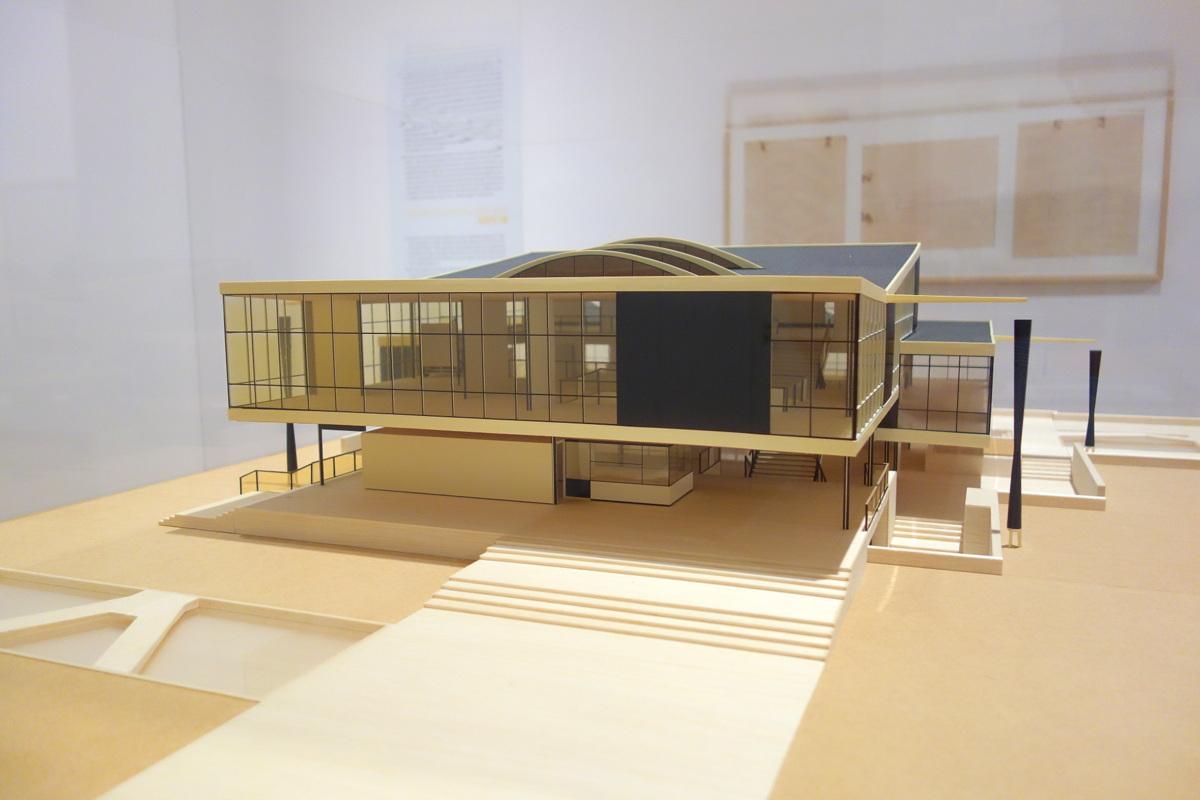 Voyage en Autriche - Musée à Graz - Neue Galerie