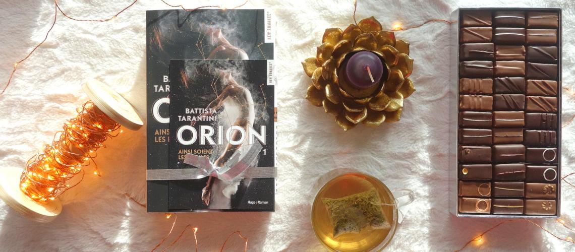 Orion – tome 1 - Ainsi soient les étoiles - Battista Tarantini