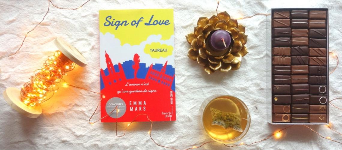Sign of love - Taureau