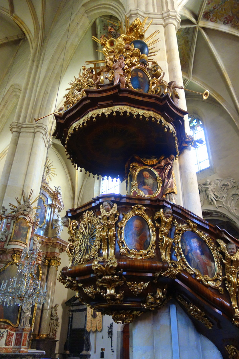Voyage en Autriche - Graz - cathédrale