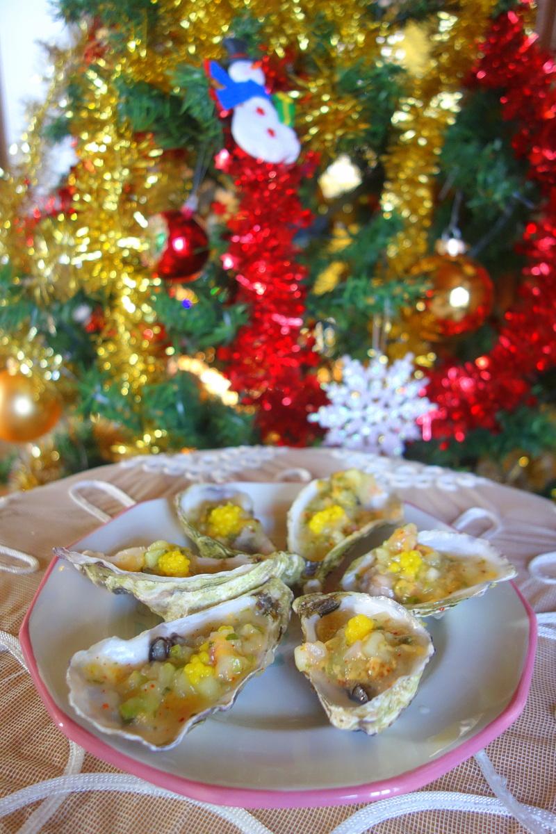 Huîtres Picard Noël 2018