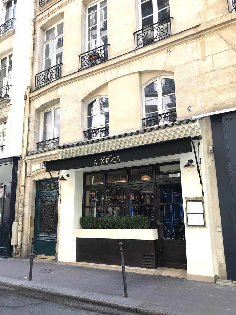 Restaurant Aux Prés Cyril Lignac - Paris 6e