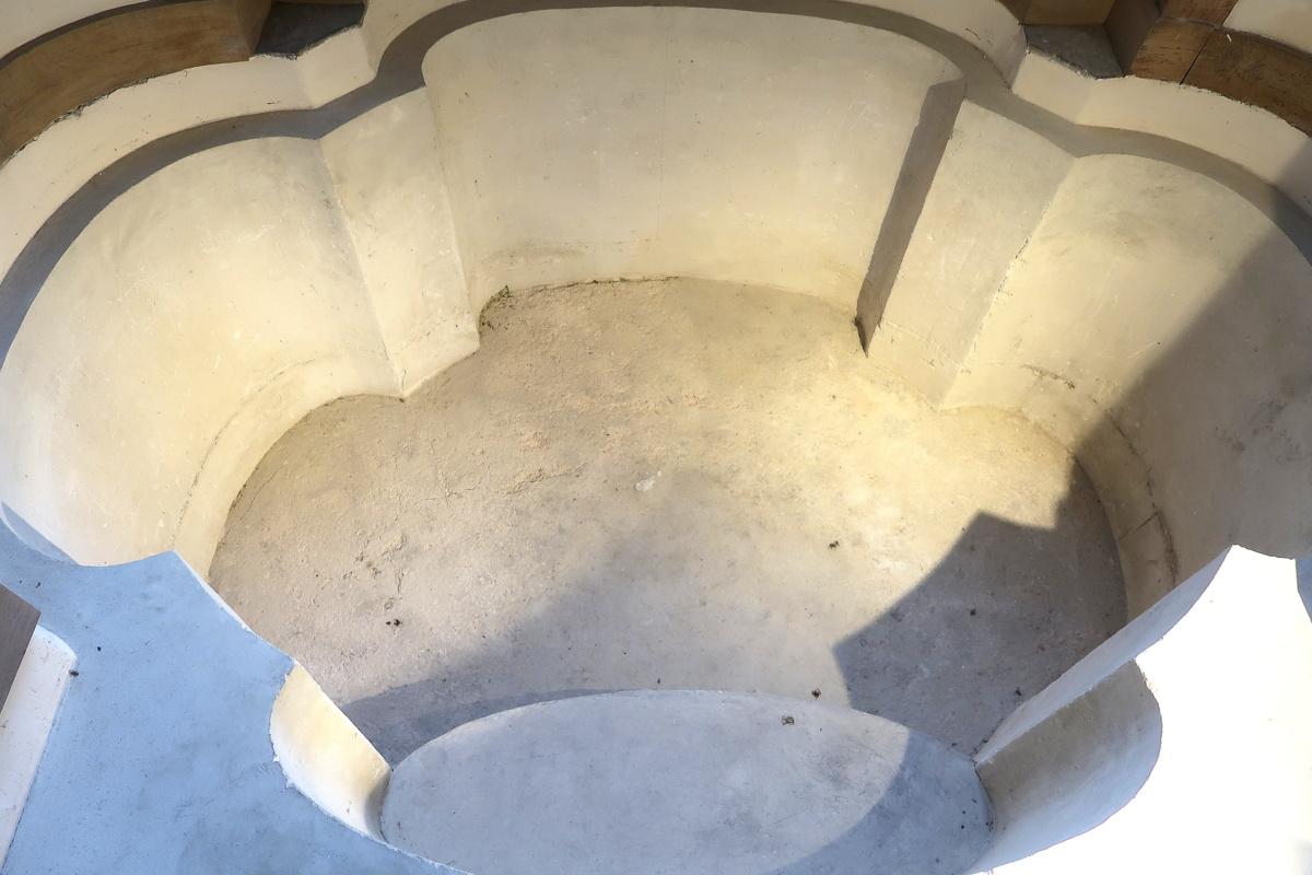Château de Maisons - Chambre aux bains