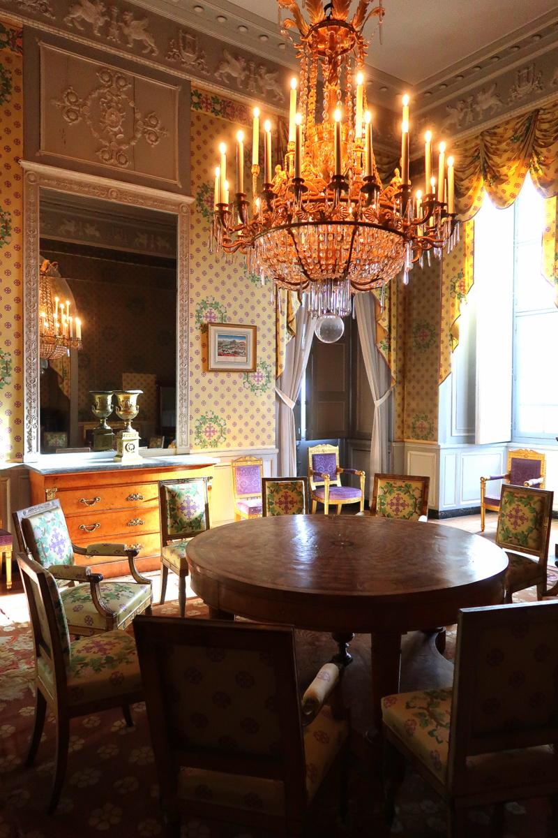 Château de Maisons - Chambre du maréchal Lannes