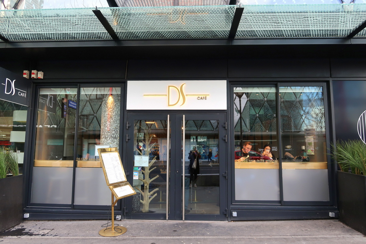 Brunch du DS Café Beaugrenelle