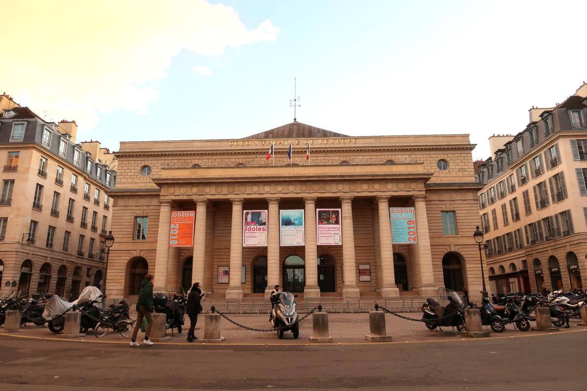 Paris - Théâtre de l'Odéon