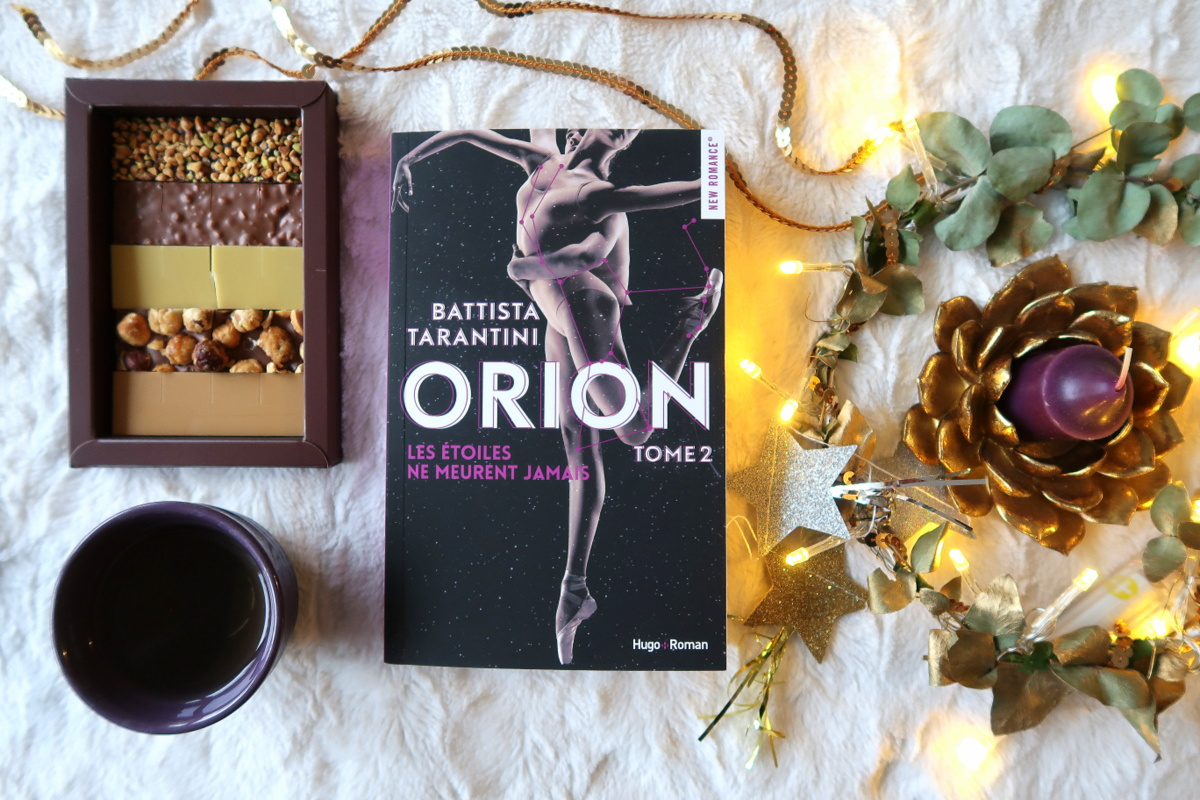 Orion tome 2 - Les étoiles ne meurent jamais - Battista Tarantini