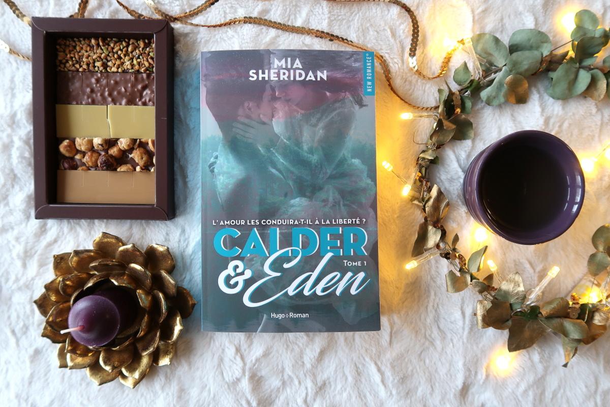 Calder and Eden – tome 1 - Mia Sheridan