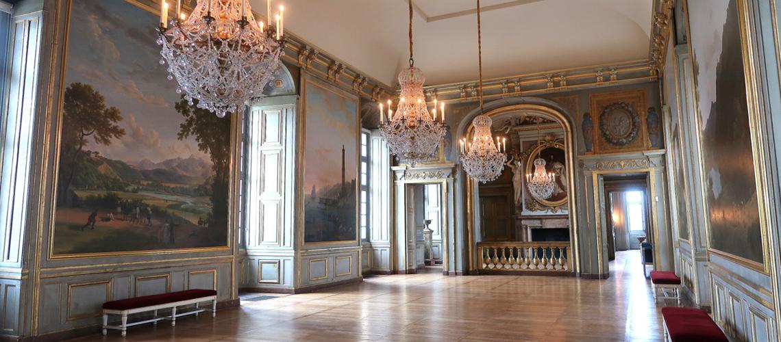 Le château de Maisons, dans les Yvelines