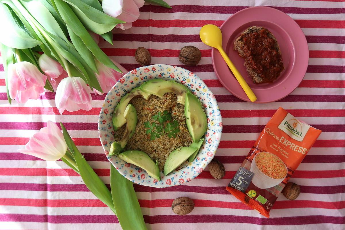 Food day - Quinoa Priméal
