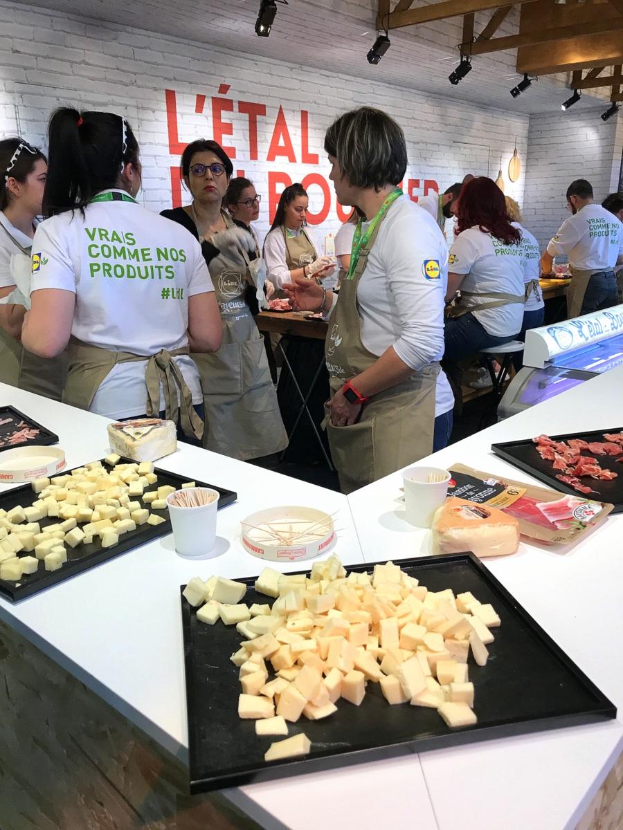 Salon international de l'agriculture 2019 - Lidl