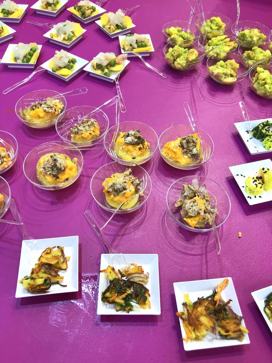 Salon international de l'agriculture 2019 - Pommes de terre