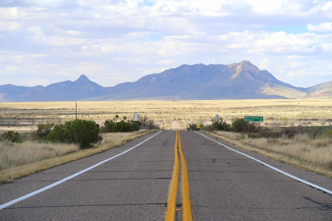 Sur les routes du Nouveau-Mexique