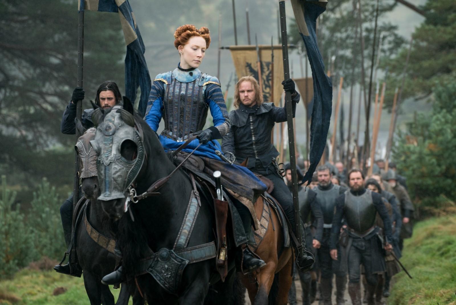 Au cinéma - Marie Stuart, reine d'Écosse