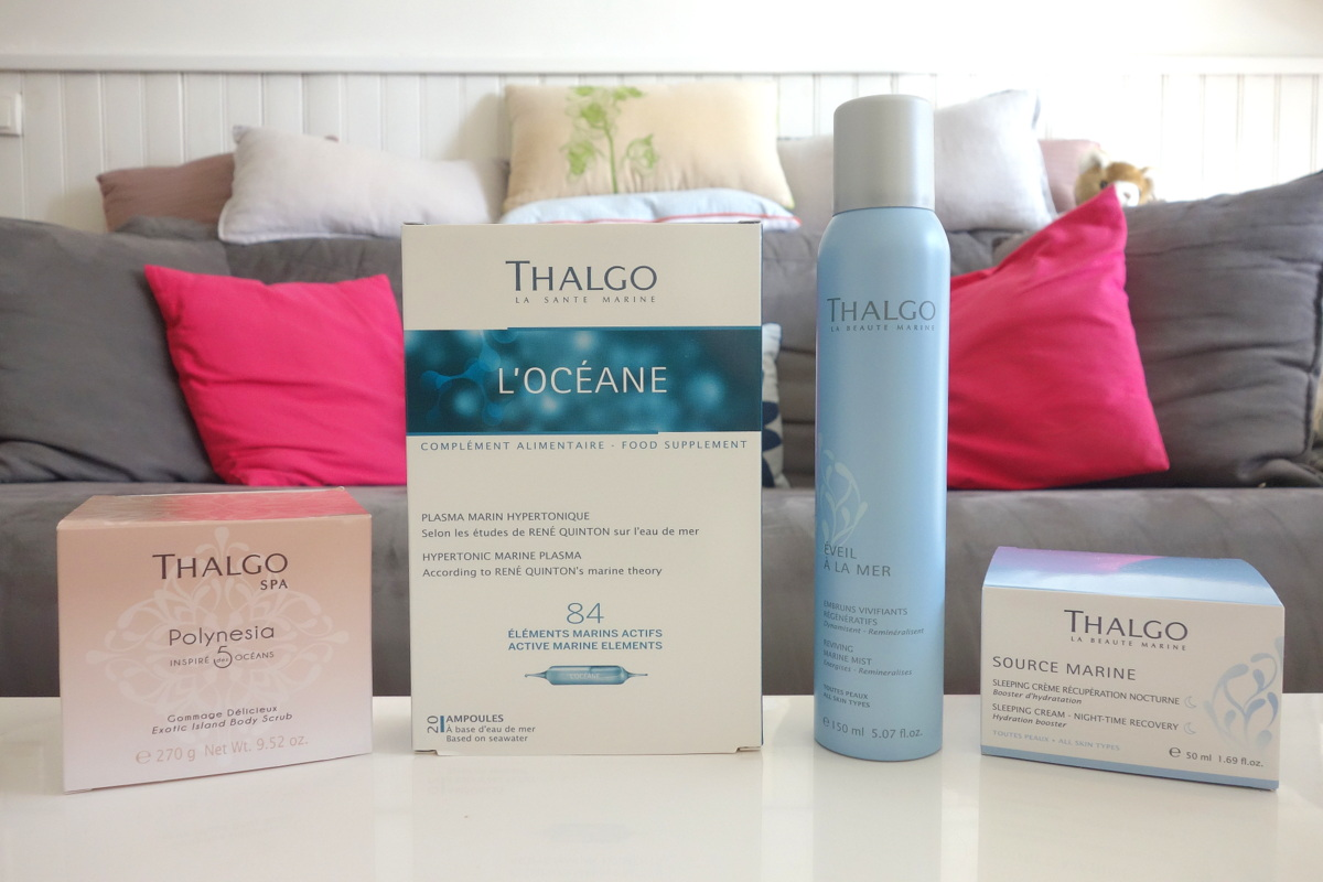 Thalgo influence night - Thalgo