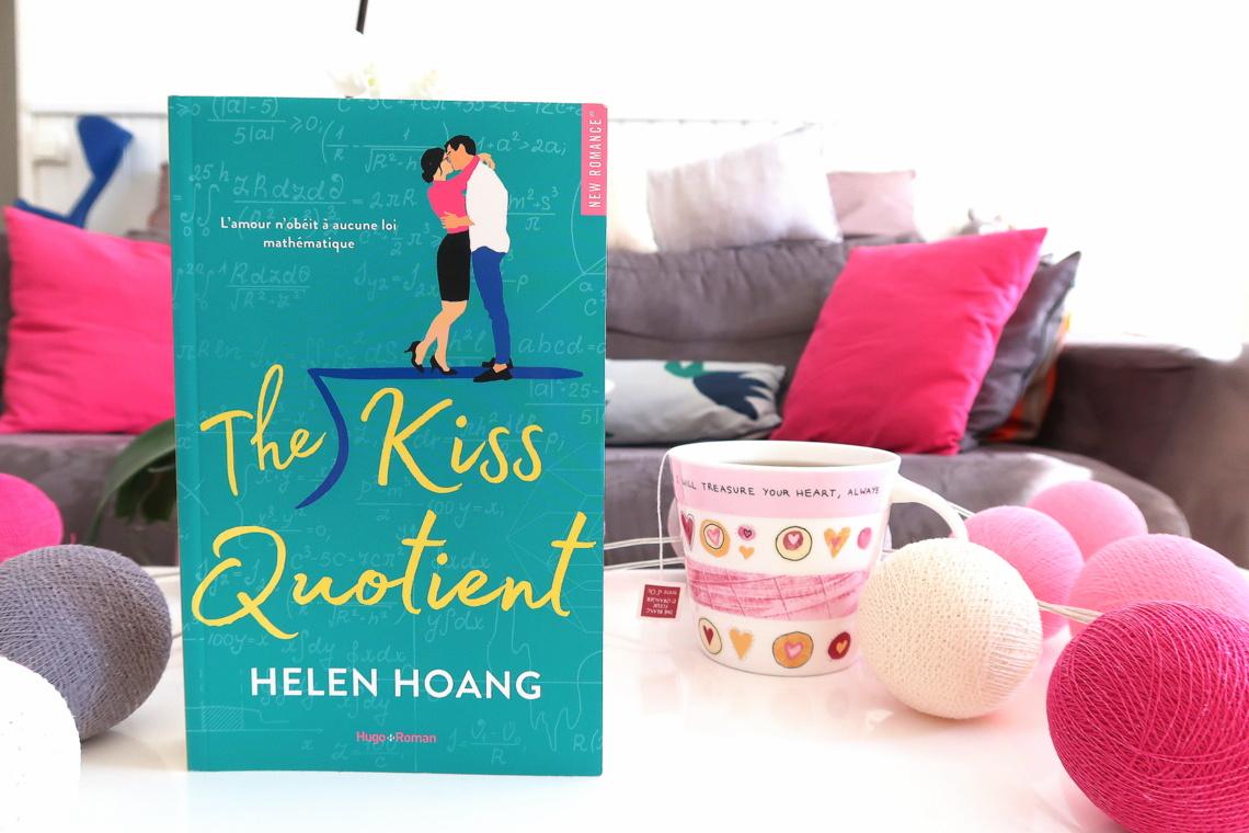 New romance - The Kiss quotient