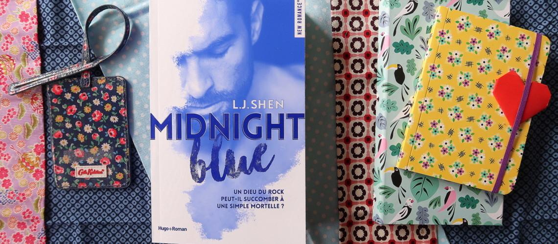 Midnight blue - New romance