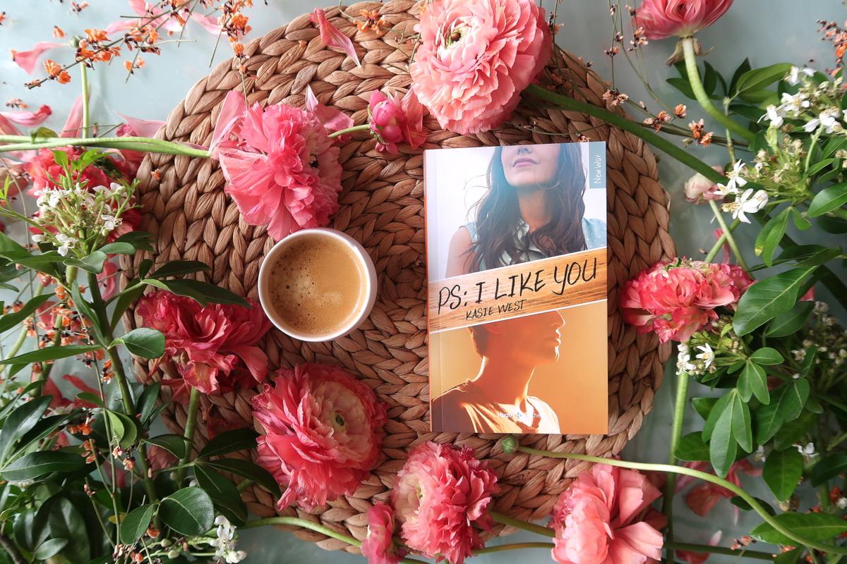 PS : I like you, de Kasie West