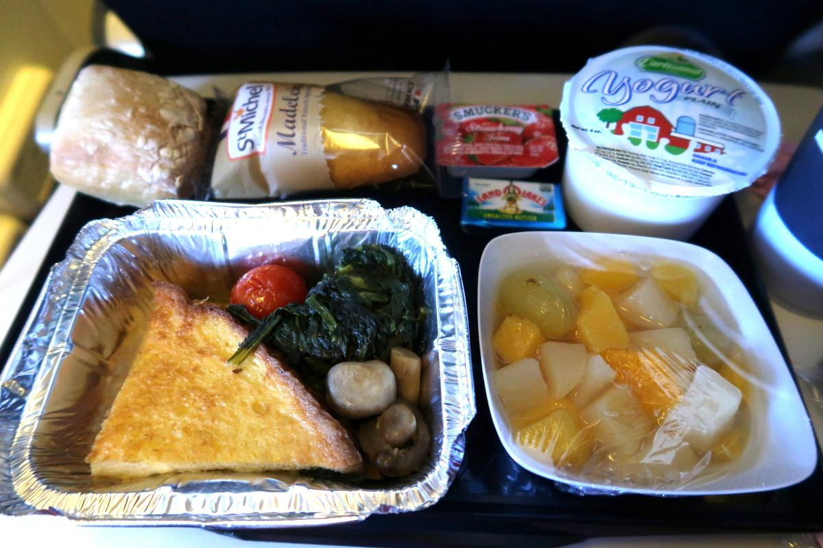 Vol avec Air France - Le blog de Lili
