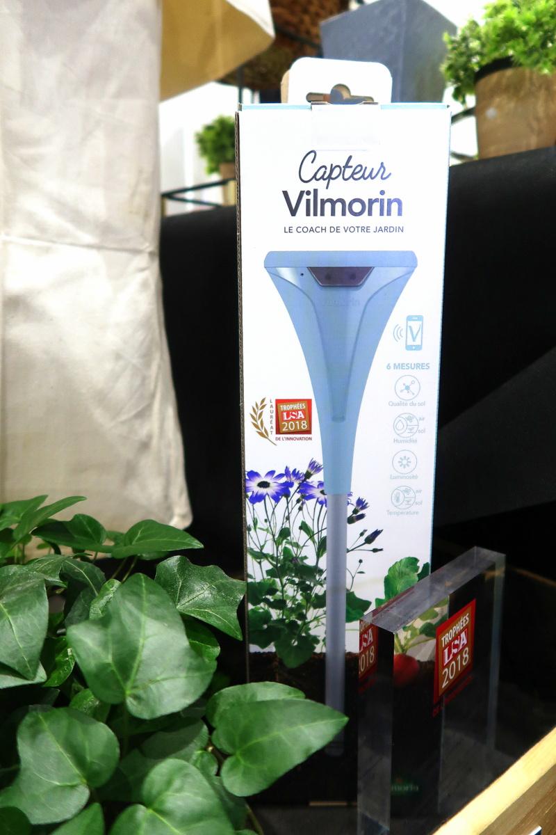Capteur de jardin Vilmorin