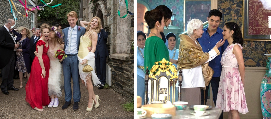 Il était temps - Crazy rich Asians