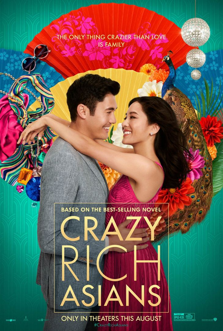 Affiche - Crazy rich Asians