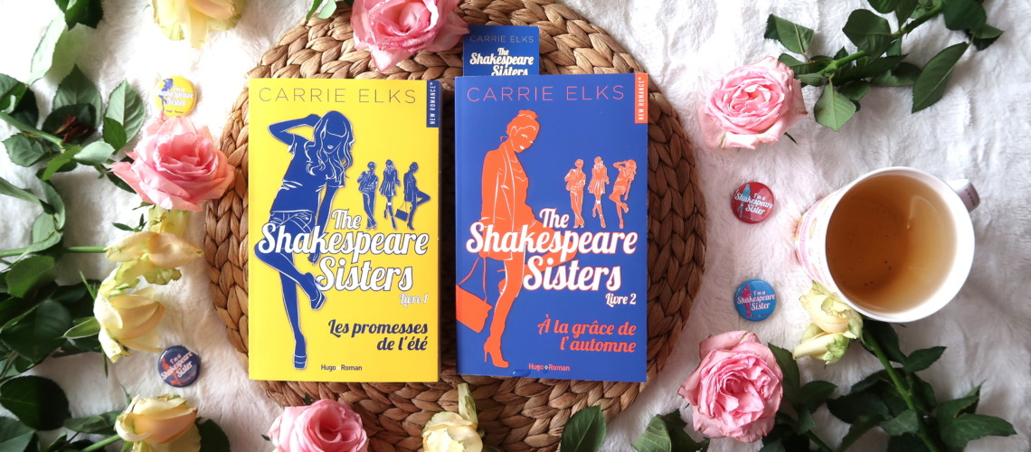 The Shakespeare sisters – tome 2 A la grâce de l'automne